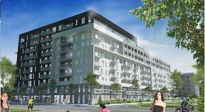 4-1/2 Brand new condo in Angus Shops - 1575$ - 1 month free