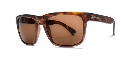 ELECTRIC KNOXVILLE SUNGLASSES | MATTE TORTOISE w/ BRONZE LENS | EE09013939 Electric Gold Lens
