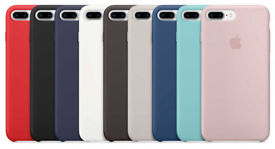 Apple Silicon Case For iPhone 7 Plus and 8 Plus