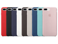 Job Lot 20x Apple Silicone Case For iPhone 7