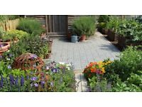 Garden landscaping ( including disabled adaptions) and safe environments.