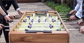 Table Football Table (Used At Recent Wedding)