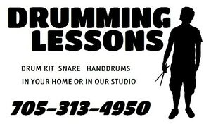 Drum Lessons Available Peterborough Peterborough Area image 1