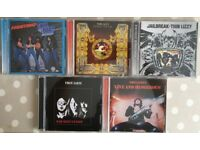 Thin Lizzy 5 CD's Remastered