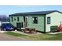 St Andrews caravan for hire