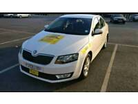 Manchester taxi skoda octavia 1.6 diesel 2013 for sale