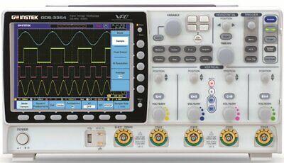 Instek Gds-3504 500mhz 4ch Digital Storage Oscilloscope