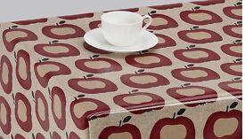 Brand new PVC tablecloth size 134 x 300cm
