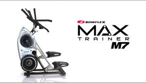 NEW-BOWFLEX MAX TRAINER M7
