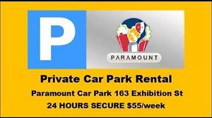 Car space for rent $55 p/w Paramount Car Park 163 Exhibition St Epping Whittlesea Area Preview