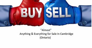 """""""Almost"""" Anything & Everything for Sale in Cambridge Cambridge Kitchener Area image 2"""
