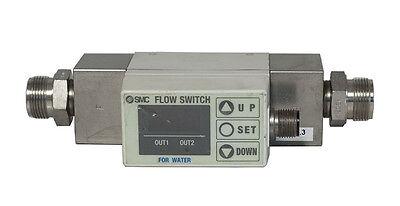 SMC FLOW SWITCH PFW720-F03-67N-Q Durchflussschalter Wasser