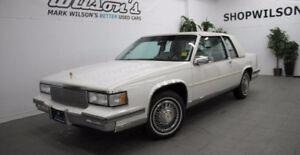 Mint 1987 Cadillac Coupe DeVille