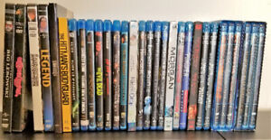 28 Blu-ray, 5 DVD and 1 4K lot - $5 each OBO/$115 OBO