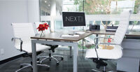Fully Furnished Office Space Starting at $750.00 per month
