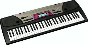Yamaha PSR-172 61-key keyboard with over 100 voices