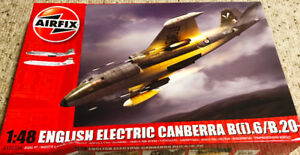 Airfix 1/48 English Electric Canberra B6/B20