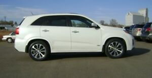 2015 Kia Sorento SX AWD, 85,750km, Heated Leather