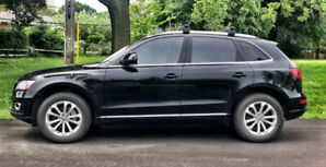 Black 2013 Audi Q5 2.0T QTRO / Premium Plus / NAV / Best deal!