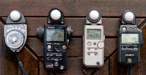 WANTED: LIGHT METER