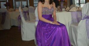 Prom/Sweet 16 dress.
