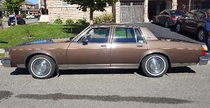 1983 Oldmosbile Delta 88 (Completely Original)