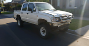 2002 Toyota Hilix LN167 With DTS turbo and intercooler Epping Whittlesea Area Preview