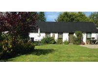 Braeval Garden Cottage Carrbridge