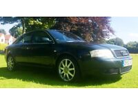 2002 AUDI A6 1.9 TDI SPORT 130 BHP 6 SPEED GEARBOX MOT 11.16 FULL SVCE HISTORY / TIMING BELT CHANGED