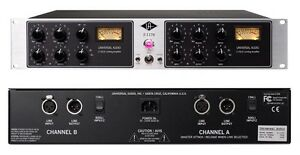 UAD 2-1176 UNIVERSAL AUDIO COMPRESSOR LIMITING AMPLIFIER