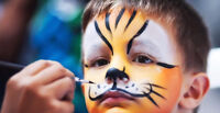 Maquillage pour enfants ☆☆☆☆☆ Face Painting