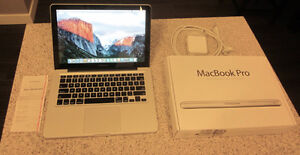 13-inch Macbok Pro in Great Condition!