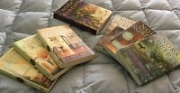 7 NORA ROBERTS large size BOOKS