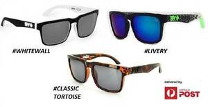 Ken Block Mens Spy Sunglasses Eyewear Sports UV400 FREE POSTAGE Melbourne CBD Melbourne City Preview