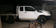 Toyota Hilux 2009 space cab Manoora Cairns City Preview