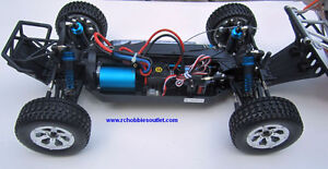 New RC Trophy Truck Brushless Electric,1/10 Scale LIPO 2,.4G RTR Kitchener / Waterloo Kitchener Area image 8