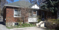 Several rooms/apartment in cozy house 2 blocks from Humber