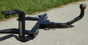 Draw Tite Trailer Hitch for VW cars.