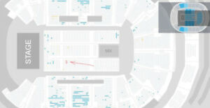Roger Waters Tickets 2 Floor seats 10&11, Row 13,  Face Value