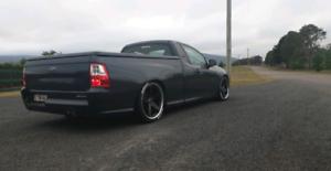 2011 fg xr6 turbo ute