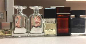 Vintage Mens Fragrance Perfume Collection