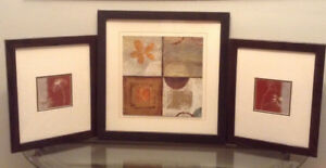 Set of 3 Wall Picture Frames