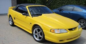 1995 Ford Mustang GT Cabriolet