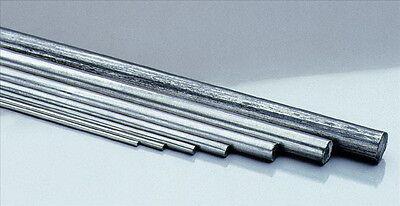 7mm x 1000mm Stahldraht Federstahl