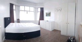 Large 1 Bedroom Flat - BILLS AND FURNISHINGS INCLUDED