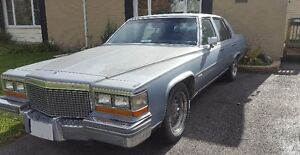 1981 Cadillac Fleetwood Sedan $2,900 -Firm