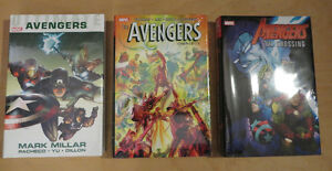 The Avengers Omnibus NEW/SEALED Marvel Graphic Novels