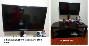 32 Inch LED SAMSUNG TV (NOT SMART)