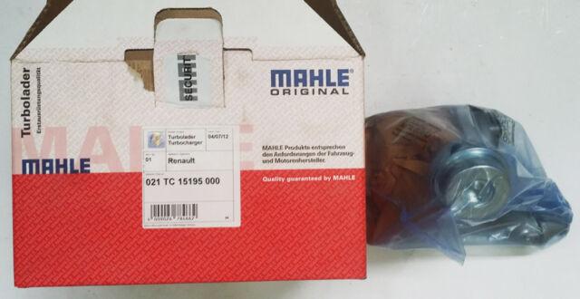 Mahle Turbocharger 021TC15195000 for Mitsubishi, Nissan, Renault, Volvo