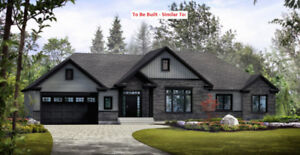Brand New Squires Built Homes Inc. 1650 Sq. Ft. 3 Bedrm Bungalow